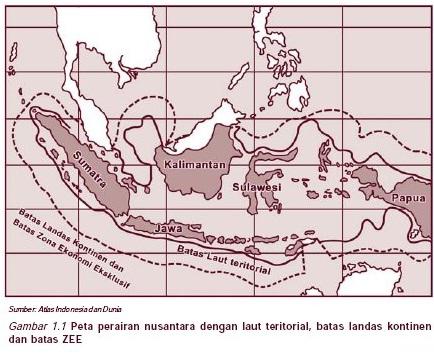 Wilayah Laut Teritorial di Indonesia | Gaswari's Blog